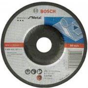 BOSCH ROBERT 2608603183 Обдирочный круг Standard по металлу 180х6мм SfM, вогнутый