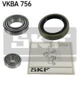 SKF VKBA756 Подшипник ступицы колеса, к-кт.