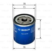 BOSCH F026407078 Масляный фильтр