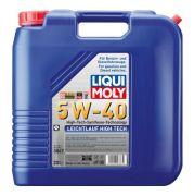 LIQUI MOLY LQ3867 Моторное масло LIQUI MOLY Leichtlauf HighTech / 5W40 / 20 л. / ( API SN/CF, ACEA A3/B4 ) на автомобиль HYUNDAI ACCENT