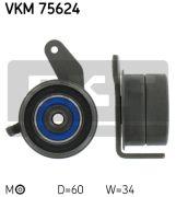 SKF VKM75624 Натяжной ролик, ремень ГРМ