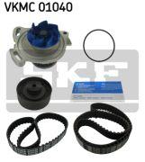 SKF VKMC01040 Водяной насос + комплект зубчатого ремня