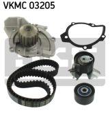 SKF VKMC03205 Водяной насос + комплект зубчатого ремня