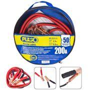 ELIT UNISC25251 Провода для прикуривания  PULSO 200А (до -50С) 2,5м в чехле