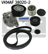 SKF VKMAF380202 Поликлиновой ременный комплект