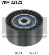 SKF VKM23121 Паразитный / Ведущий ролик, зубчатый ремень