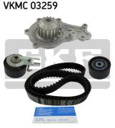 SKF VKMC03259 Водяной насос + комплект зубчатого ремня