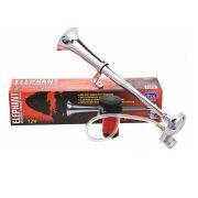 ELIT UNICA13036 Сигнал возд CA-13036/Еlephant/1 дудка металл 12V/400mm