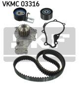 SKF VKMC03316 Водяной насос + комплект зубчатого ремня
