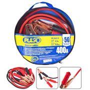 ELIT UNISC25451 Провода для прикуривания  PULSO 400А (до -50С) 2,5м в чехле