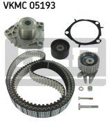 SKF VKMC05193 Водяной насос + комплект зубчатого ремня