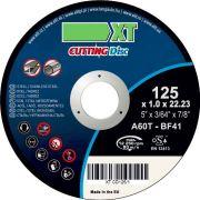 XT XTCD1251 Отрезной диск по металлу 125x1 mm