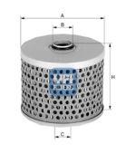 UFI 2436200 Топливный фильтр