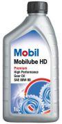 Mobil MOBIL211HD Масло трансмиссионное MOBIL HD 80W-90 GL-5 1л.