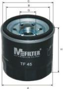 MFILTER TF45 Масляный фильтр