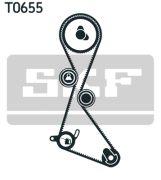 SKF VKMA06123 Комплект ремня ГРМ