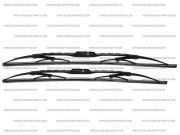 STARLINE SSTSR5551 Комплект стеклоочистителей STARLINE / каркасные / 550•510 мм /