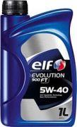 ELF ELF111FT Масло моторное Elf Evolution 900 FT 5W40 / 1л. / (ACEA A3/B4, API SN/CF, RN0700/RN0710)