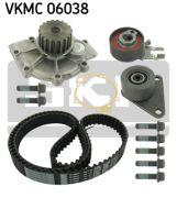 SKF VKMC06038 Водяной насос + комплект зубчатого ремня
