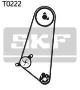 SKF  Водяной насос + комплект зубчатого ремня