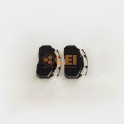CEI CEI584020 Дисковые тормозные колодки, комплект, MAN, RVI, 29030/29113 WVA