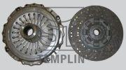 TEMPLIN 083401206108 Комплект сцепления MB ACTROS/AXOR, D=430 mm