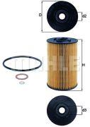 KNECHT OX150D Масляный фильтр