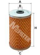 MFILTER DE15 Топливный фильтр