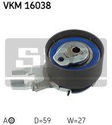SKF VKM16038 Натяжной ролик, ремень ГРМ