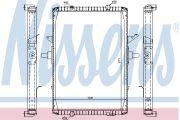 NISSENS NIS63775A Радиатор RVI(90-)390(+)[OE 50 01 848 515]