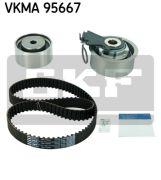 SKF VKMA95667 Комплект ремня ГРМ