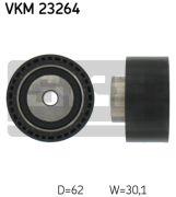 SKF VKM23264 Паразитный / Ведущий ролик, зубчатый ремень