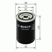 BOSCH 0451203010 Масляный фильтр