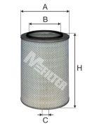 MFILTER A200 Воздушный фильтр