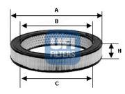 UFI 3080300 Воздушный фильтр
