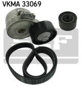 SKF VKMA33069 Поликлиновой ременный комплект