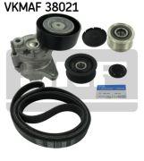 SKF VKMAF38021 Поликлиновой ременный комплект