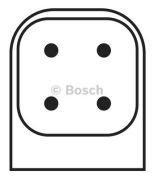 BOSCH 0258003714 лямбда-зонд