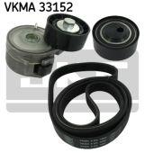 SKF VKMA33152 Поликлиновой ременный комплект
