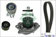 INA 530062230 Водяной насос + комплект зубчатого ремня