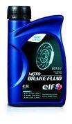 ELF ELFDOT5105 Тормозная жидкость Elf Moto Brake Fluid / 0,5л. / ( DOT5.1 )