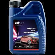 ELIT VAT151SUPERPLUS Моторное масло  VatOil Super Plus / 20W50 / 1л. / (ACEA A3/B4, API SL/CF, MB 229.1)