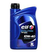 ELF ELF121STI Масло моторное Elf Evolution 700 STI 10W40 / 1л. / (ACEA A3/B4, API SL/CF, VW 501.01/505.00 )