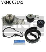 SKF VKMC03141 Водяной насос + комплект зубчатого ремня