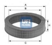 UFI 2778500 Воздушный фильтр