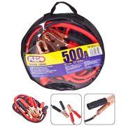 ELIT UNISC30501 Провода для прикуривания  PULSO 500А 3,0м в чехле