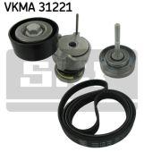 SKF VKMA31221 Поликлиновой ременный комплект