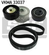 SKF VKMA33037 Поликлиновой ременный комплект