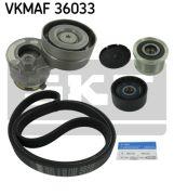 SKF VKMAF36033 Поликлиновой ременный комплект