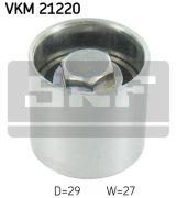 SKF VKM21220 Паразитный / Ведущий ролик, зубчатый ремень